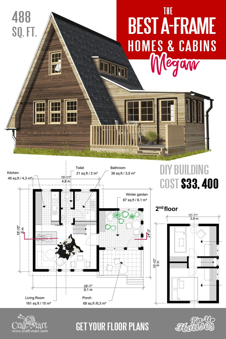 tiny a frame house plans Megan