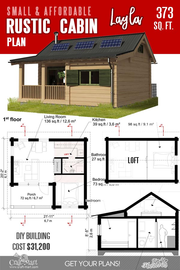 granny pod plans for DIY building