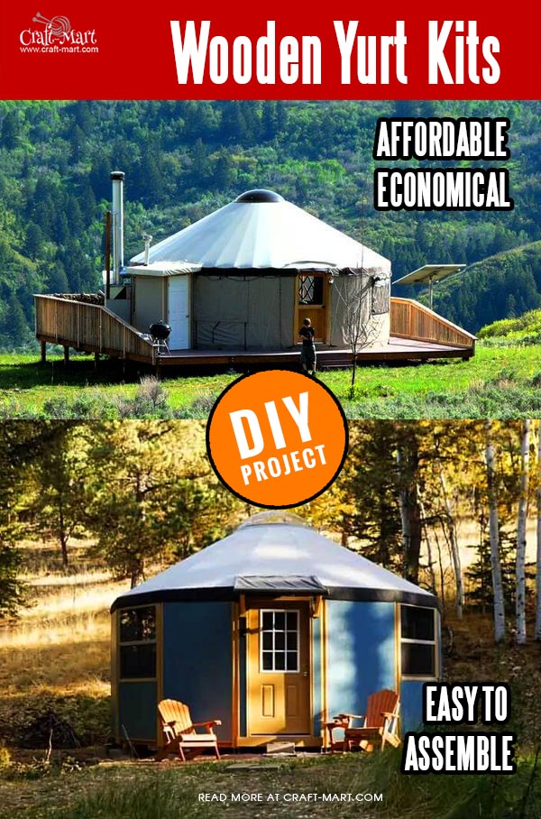best wooden yurts for sale