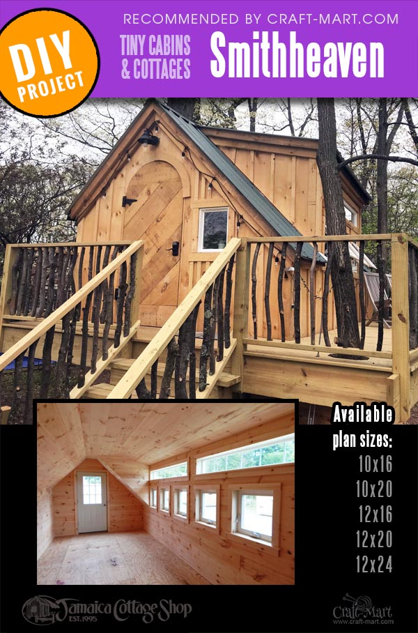 small diy cabin kits for workshops
