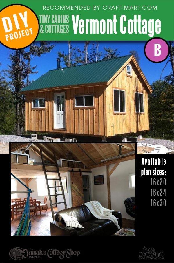 Vermont prefab cottage for sale