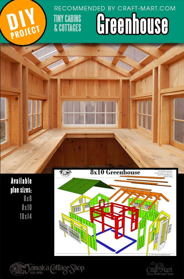 wooden greenhouse kits for sale