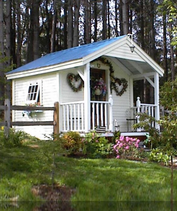 small cabin kits and little cottages for sale