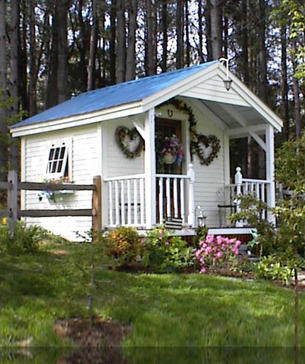 Adorable Small Cabin Kits And Cute Cottages For Sale And Diy Fun Craft Mart