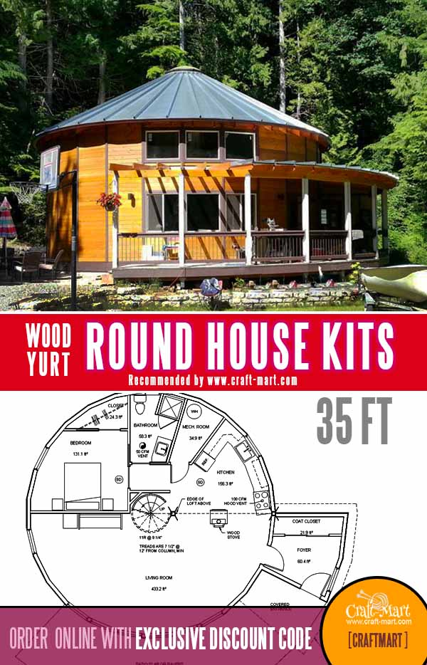 35 FT roundhouse kit
