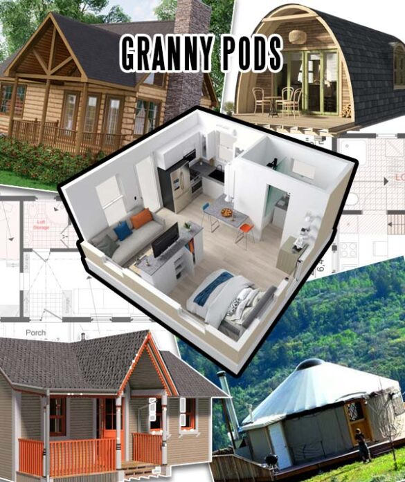 granny pods tiny houses as assisted living alternative