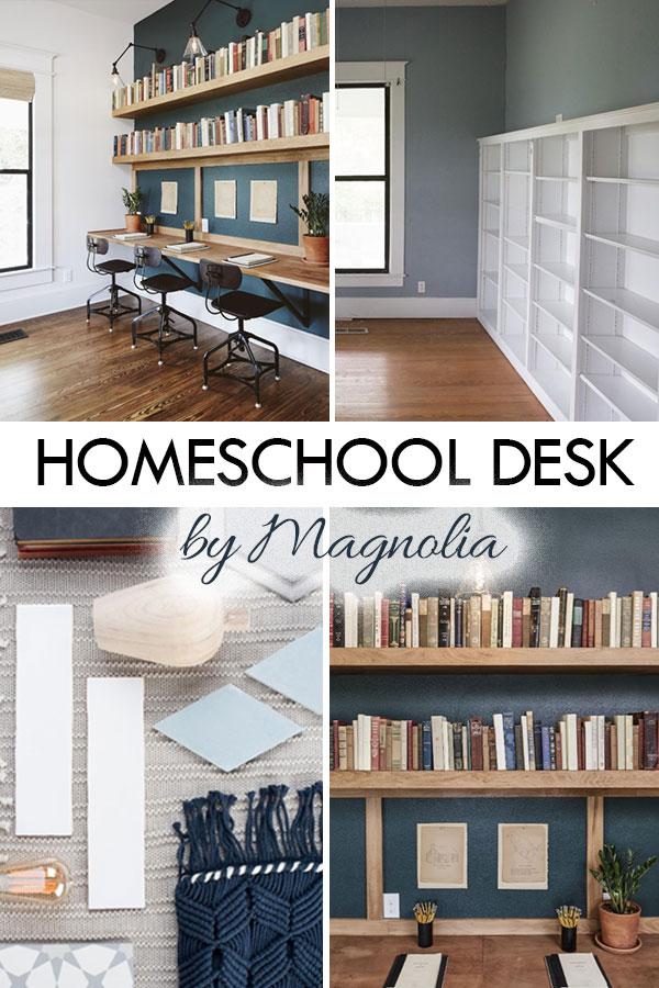 Homeschool Desk by Magnolia