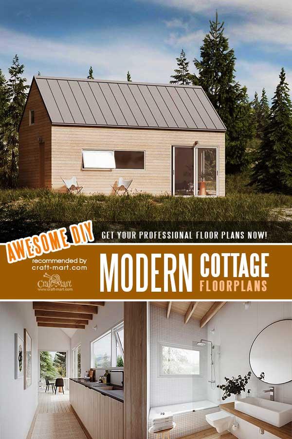 Modern Farmhouse floorplans