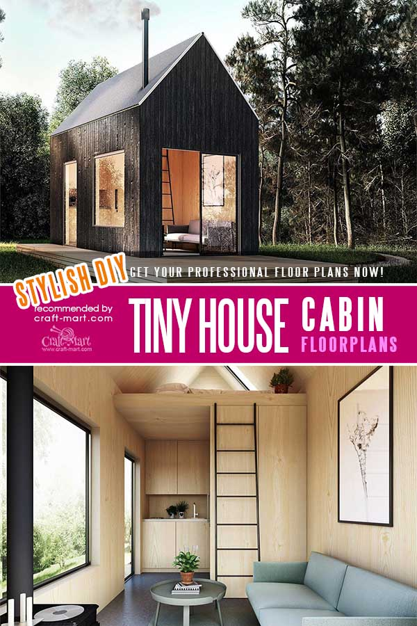 Tiny House Cabin Plans