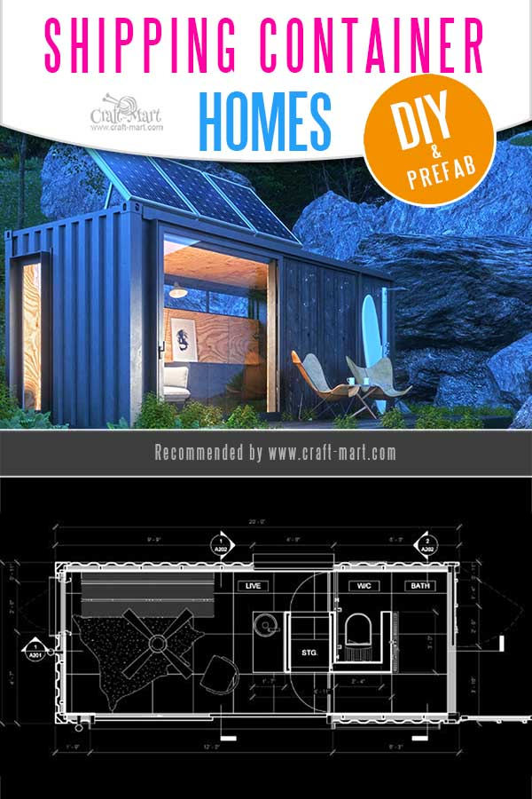 Containerized homes advantages