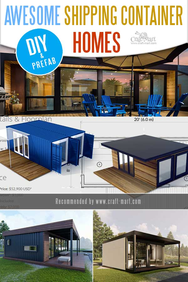 shipping container home pros and cons