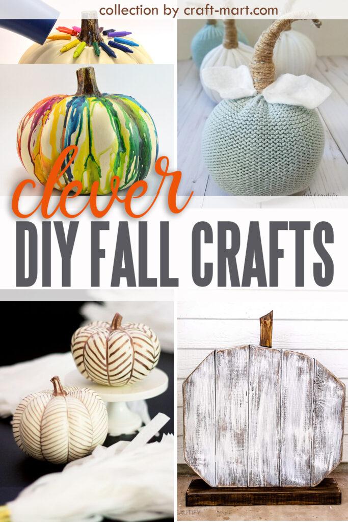 Easy Fall Craft Ideas